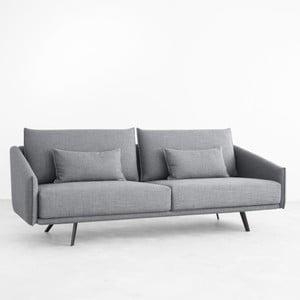 Dwuosobowa sofa Costrua, szara