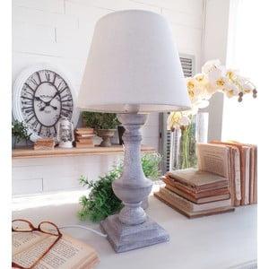 Lampa stołowa Grey Antique, 25x47 cm