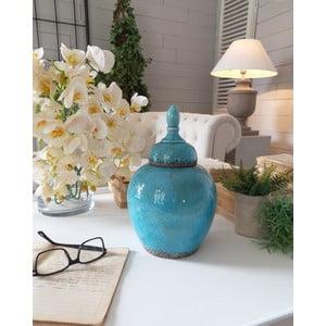 Waza Ceramic Blue Antique