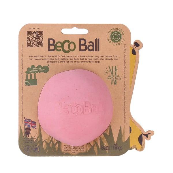 Piłka Beco Ball 8.5 cm, różowa