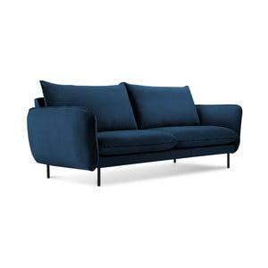 Modrá dvoumístná pohovka Cosmopolitan Design Vienna