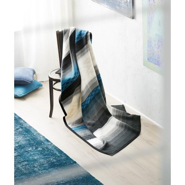 Koc Navajo Blue, 150x200 cm