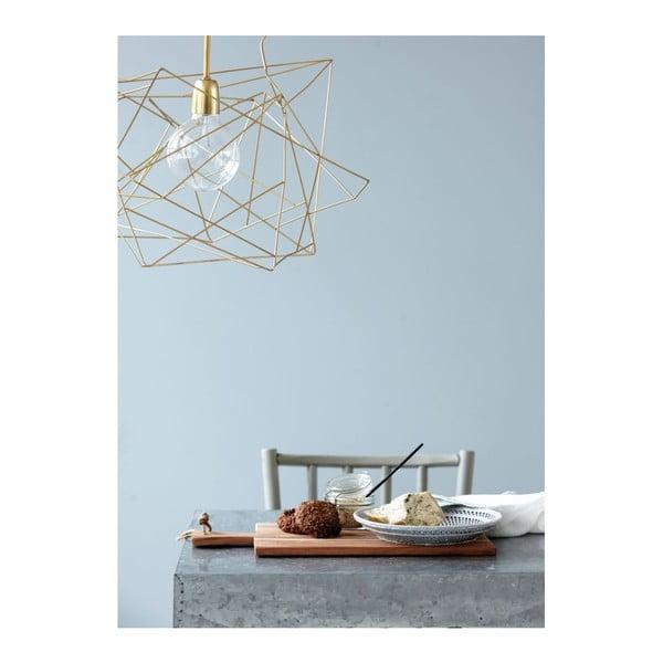 Sufitowa lampa Asynnetric Shiny Copper