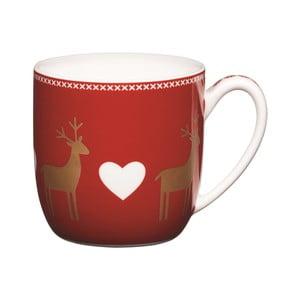 Kubek Merry Little Christmas Reindeer, 340 ml