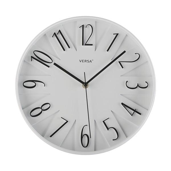 Zegar ścienny Reloj Blanco, 30 cm