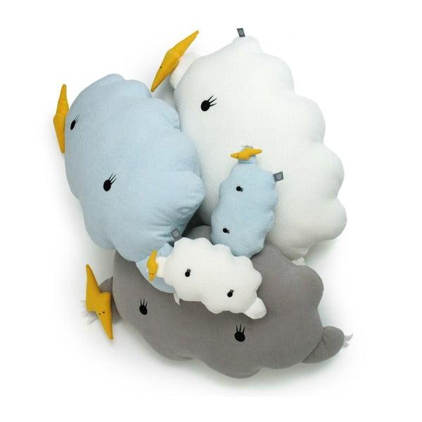 Pluszowa poduszka Blue Ricestorm