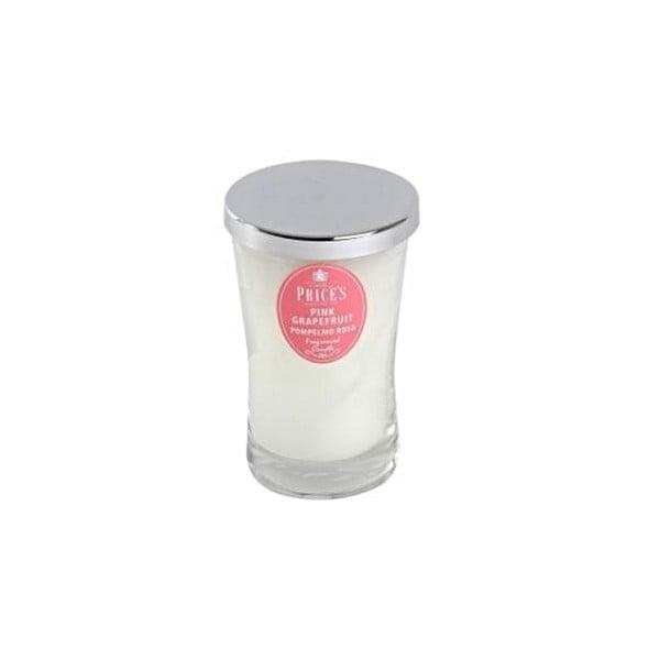 Świeczka zapachowa Prices, różowy grapefriut, 70 godz.