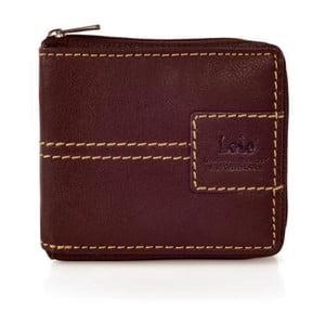 Skórzany portfel Lois Hazel, 10,5x8,5 cm