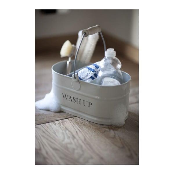 Biały koszyk na środki czystości Garden Trading Washing Up Tidy