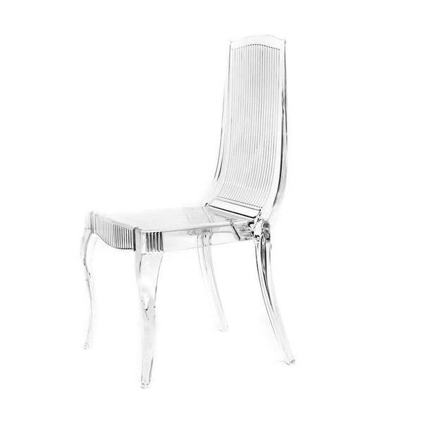Krzesło King Transparent
