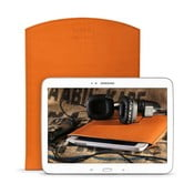 Skórzane etui na tablet Samsung Galaxy 10.1 (Tab 3, 4 / Note) Cognac