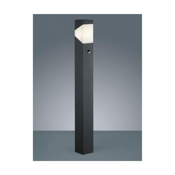 Lampa zewnętrzna z czujnikiem ruchu Rio Antracit, 100 cm