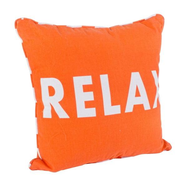 Poduszka Relax, pomarańczowa