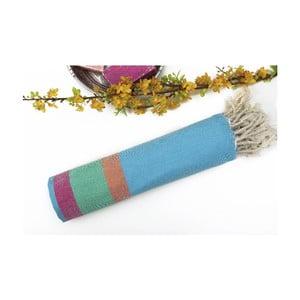Ręcznik hammam Myra Colorful IV, 95x175 cm