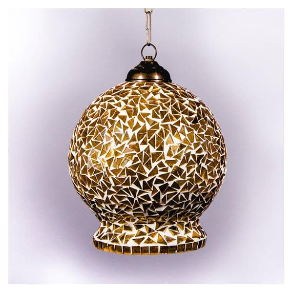 Lampa wisząca Mozaika w złocie