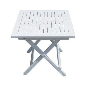 Składany stolik ogrodowy z drewna eukaliptusowego ADDU Gilbert
