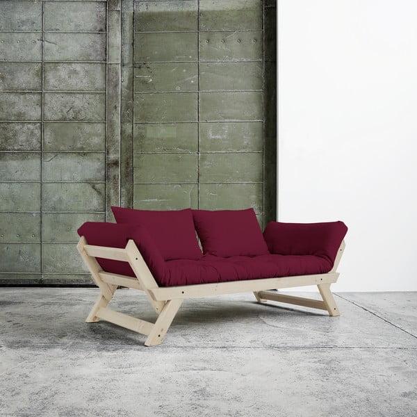 Sofa Karup Bebop Natural/Bordeaux