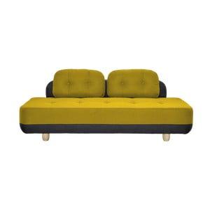 Sofa Karup Stomp Dark Grey/Amarillo