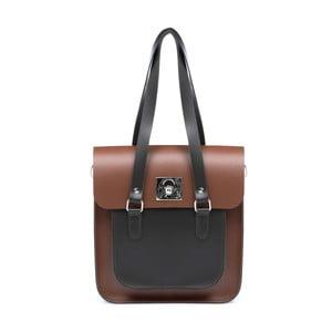 Skórzana torebka Rosemont Chestnut/Chocolate XL