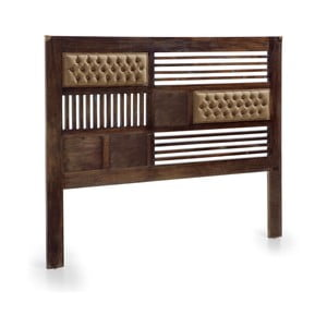 Zagłówek do łóżka Industrial Upholstered, 165x135 cm