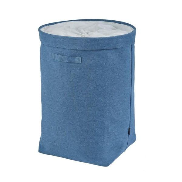 Kosz na bieliznę Tur Blue, 45x60 cm
