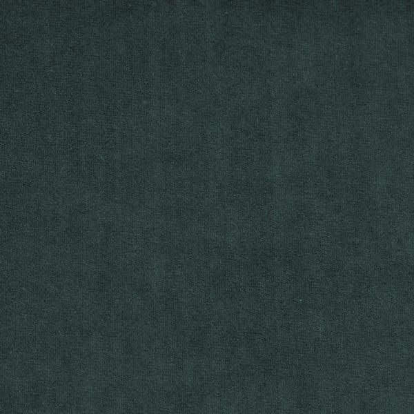 Ciemnozielony szezlong Vivonita Nellie