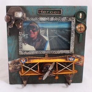 Ramka na zdjęcia Pilot, z haczykami