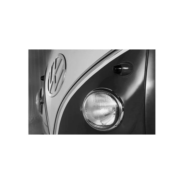 Wielkoformatowa tapeta Czarno-biały VW, 315x232 cm
