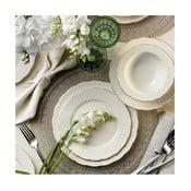 24-częściowy zestaw naczyń porcelanowych Simplicity