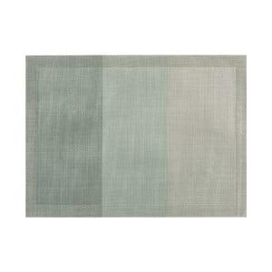 Zielona mata stołowa Tiseco Home Studio Jacquard, 45x33 cm