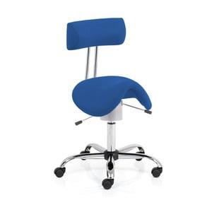 Krzesło biurowe Ergo Flex, niebieskie