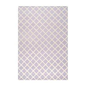 Dywan wełniany Sophie Light Purple, 182x274 cm