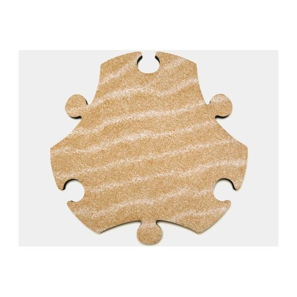 Dywan Puzzle Carpet piasek, 1 szt