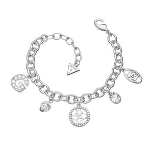 Bransoletka Guess 1410 Silver