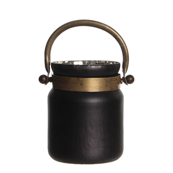 Świecznik Kito Black Mat, 18 cm