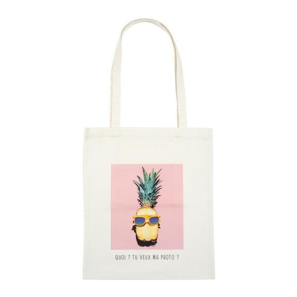 Bawełniana torba na ramię Le Studio Tu Veux Ma Photo