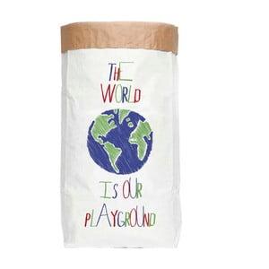 Papierowa torebka Little Nice Things Playground