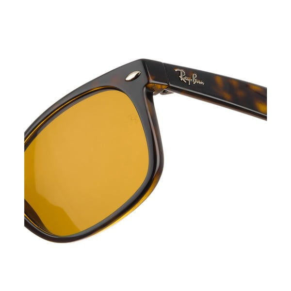 Okulary przeciwsłoneczne Ray-Ban New Wayfarer Classic Habana Crystal