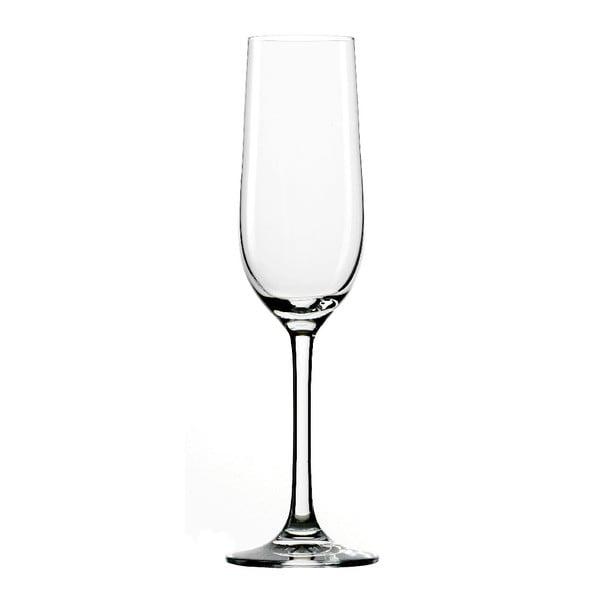 Zestaw 6 kieliszków Classic Flute Champagne, 190 ml