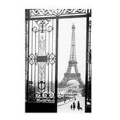 Foto-obraz Magic Eiffel Tower, 81x51 cm
