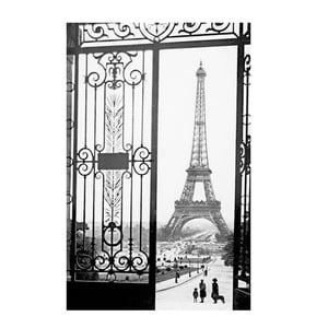 Foto-obraz Magic Eiffel Tower, 81x51 cm