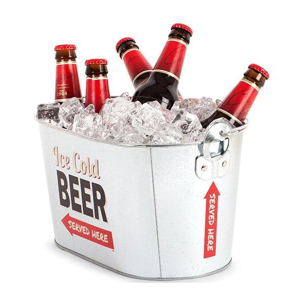 Kubełek do chłodzenia piwa Ice Cold Beer