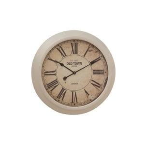 Zegar naścienny Town, 66 cm