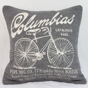 Poszewka na poduszkę Columbias Gray, 40x40 cm