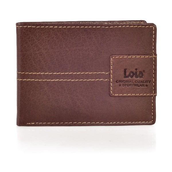 Skórzany portfel Lois Hazel, 11x8 cm