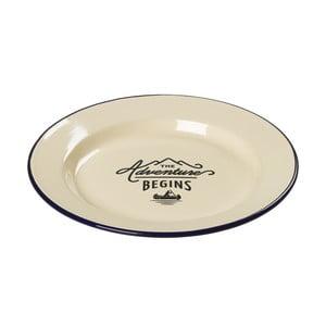 Talerz emaliowany Gentlemen's Hardware Plate Enamel