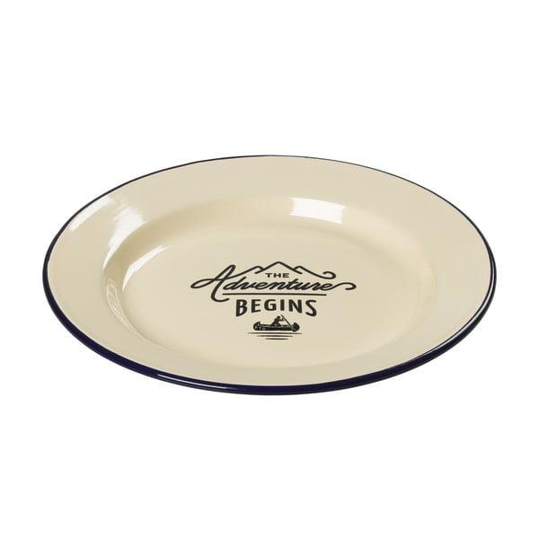 Talerz Gentlemen's Hardware Plate Enamel