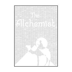 "Plakat ""Alchemik"", 50x70 cm"