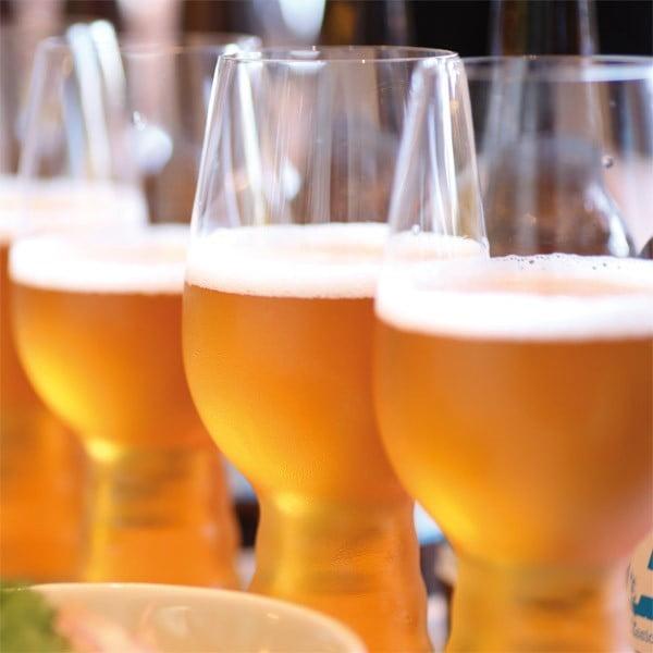 Zestaw 4 szklanek do piwa Ipa Glass