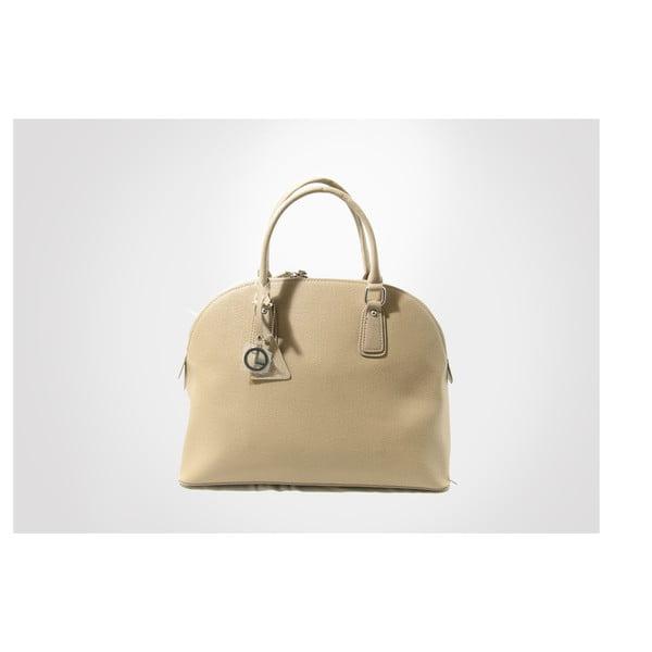 Skórzana torebka Mary, taupe